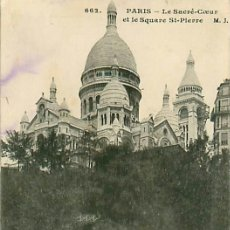 Postales: PARIS SACRE COEUR. Lote 36961202