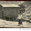 Postales: ANDORRA, REPLEGANT L'HERBA A L'ENGORDANY. Lote 16245566