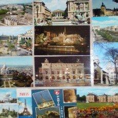 Postales: FRANCIA 80 POSTALES-REGALO ACORDEÓN LIBRO GORGES L´ARDÈCHE 21-ANDORRA Y MÓNACO. Lote 37086022