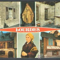 Postales: .1 POSTAL DE ** LOURDES ** CIRCULADA 25 - 6 - 98 - A DOUCET. Lote 37464047