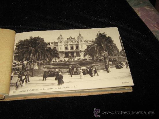 Postales: 24 POSTALES DE MONACO Y MONTECARLO - Foto 2 - 37967798