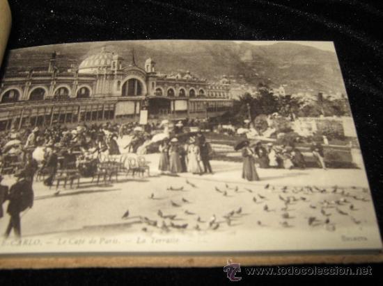Postales: 24 POSTALES DE MONACO Y MONTECARLO - Foto 5 - 37967798