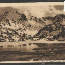 Postales: VALLS D'ANDORRA - 17 - SERRA DE PESSONS I UN DEL ESTANGS - CLAVEROL - (16901). Lote 38023902