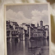 Postales: FLORENCIA, RIO ARNO. POSTAL DÉCADA 1930. Lote 38240173