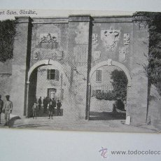 Postales: POSTAL SOUTHPORT GATES, GIBRALTAR. BENZAQUEN & CO. PRINTED IN ENGLAND.. Lote 38301515