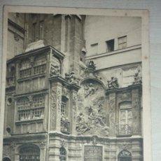 Postales: LA DOUCE FRANCE-ROUEN. FONTAINE MONUMENTALE. RUE DE LA GROSSE-HORLOGE. Lote 38861157