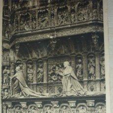 Postales: LA DOUCE FRANCE-ROUEN Nº 25. MONUMENT DES CARDINAUX D´AMBOISE. (CATHÉDRALE DE ROUEN). Lote 38865770