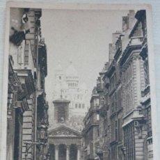Postales: PARÍS. EN FLANANT. LE SACRÉ-COEUR VU DE LA RUE LAFFITTE. Lote 38865781