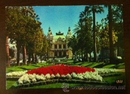 MÓNACO - CASINO DE MONTECARLO (Postales - Postales Extranjero - Europa)