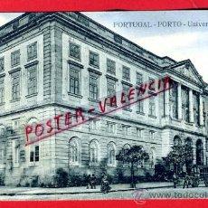 Postales: POSTAL PORTUGAL, PORTO, OPORTO, UNIVERSIDADE, P79006. Lote 39039402