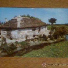 Postales: VIVIENDA TRADICIONAL VENDEANA. ESCRITA, C.1960.. Lote 39047203