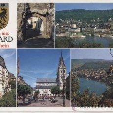 Postales: BOPPARD (ALEMANIA).. Lote 39153150