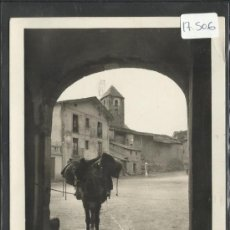Postales: VALLS D'ANDORRA - 218 - PLAÇA TIPICA - FOTO CLAVEROL - (17506). Lote 39153671