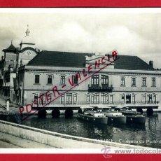 Postales: POSTAL AVEIRO, PORTUGAL, CAPITANIA DO PORTO D´AVEIRO, P79325. Lote 39202334