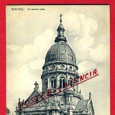 Postales: POSTAL MAINZ, ALEMANIA, CHRISTUSKIRCHE, P79364. Lote 39202639