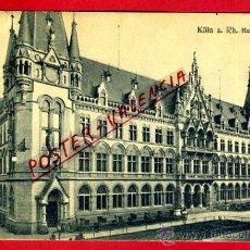 Postales: POSTAL COLN, ALEMANIA, HAUPTPOST, P79433. Lote 39260377