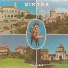 Postales: POSTAL A COLOR SINTRA PORTUGAL. Lote 39278218