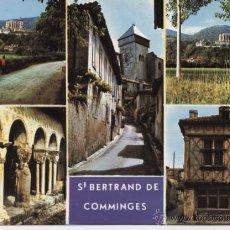 Postales: SAINT BERTRAND DE COMMINGES. Lote 39303492