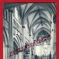 Postales: POSTAL FRIBOURG, SUIZA, CATHEDRALE, P79614. Lote 39310195