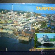 Postales: 5275 EUROPA FINLANDIA FINLAND PIRKANMAA TAMPERE TAMMERFORS POSTCARD AÑOS 60/70 - TENGO MAS POSTALES. Lote 39758415