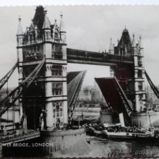 Postales: POSTAL SIN CIRCULAR- TOWER BRIDGE, LONDON. Lote 40116377