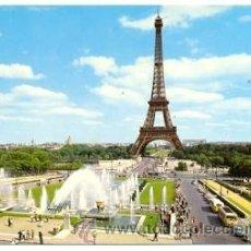 Postales: 7-FRA623. POSTAL FRANCIA. PARIS. TORRE EIFFEL. Lote 40201919