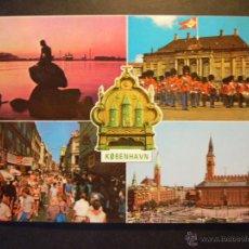 Postales: 5332 EUROPA DINAMARCA DENMARK DANMARK DÄNEMARK COPENHAGUE POSTCARD AÑOS 60/70 - TENGO MAS POSTALES. Lote 40206519