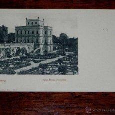 Postales: ANTIGUA POSTAL - ROMA - VILLA DORIA PAMPHILI - DR. TRENKLER CO. - 5037 - SIN CIRCULAR - SIN DIVIDIR. Lote 38267525