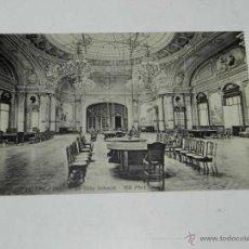 Postales: ANTIQUE CARTE POSTALE - FRANCE - MONACO - CASINO DE MONTE CARLO - LA SALLE SCHMITT - ND PHOT. - 550 . Lote 38269880