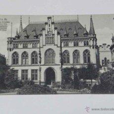 Postales: ANTIQUE POSTCARD - DEUTSCHLAND - COLN A. RH. - ARCHIV UND BIBLIOTHEK DER STADT COLN - DR. TRENKLER &. Lote 38271349
