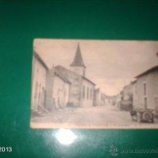 Postales: POSTAL ANTIGUA DE PIERRE LA TREICHE (FRANCIA). AÑOS 10 DEL SIGLO XX. Lote 40267397