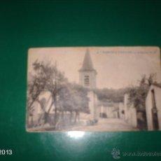 Postales: POSTAL ANTIGUA DE PIERRE LA TRECHE (FRANCIA). AÑOS 10 DEL SIGLO XX. Lote 40267436