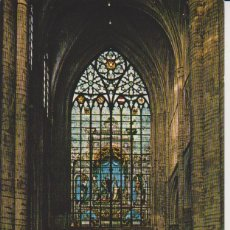 Postales: BRUXELLES. CATHEDRALE ST. MICHEL. Lote 40292151