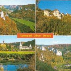 Postais: PARQUE NATURAL OBERE DONAU (ALEMANIA), VARIAS VISTAS - Nº 200/130C -SIN CIRCULAR. Lote 40328444