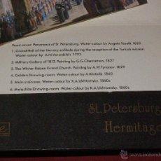 Postales: ST. PETERSBURG - HERMITAGE IN WATER-COLOURS - JUEGO 12 POSTALES - NUEVO - . Lote 40478172