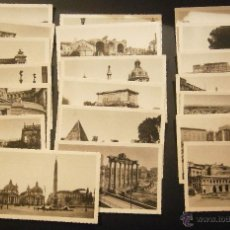 Postales: LOTE DE 20 POSTALES ANTIGUAS DE ROMA. POSTALES SIN CIRCULAR, . VER FOTOS. Lote 40523127