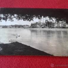Postales: POSTAL TIPO FOTO HOSSEGOR LANDES LE CANAL DU LAÇ FRANCIA 13519 ED. CHATAGNEAU 92 N/E N/C MUY BONITA. Lote 40537657