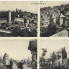 Postales: FFOUGERES.- MONT ST.-MICHEL.. Lote 40572751