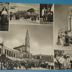 Postales: ANTIGUA POSTAL DE PORTUGAL. VIRGEN DE FATIMA. 661. Lote 40945361