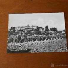 Postales: ANTIGUA POSTAL AÑO 1905 DE MONTECASINO CIRCULADA MATASELLOS MONTECASSIANO 25.8.1905. Lote 41221756