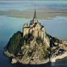 Postales: POSTAL LE MONT SAINT MICHEL - FRANCIA. Lote 41449026
