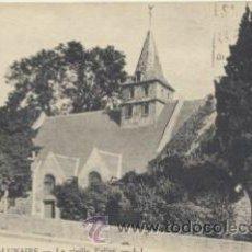Postales: SAINT LUNAIRE.- LAVIEILLE EGLISE. FRANQUEADO Y FECHADO EN 1931.. Lote 41607786