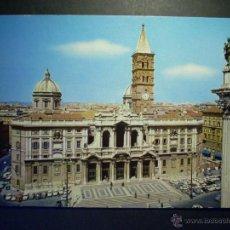 Postales: 7238 ITALIA ITALY LAZIO LACIO ROMA ROME POSTCARD POSTAL AÑOS 60/70 - TENGO MAS POSTALES. Lote 41623304