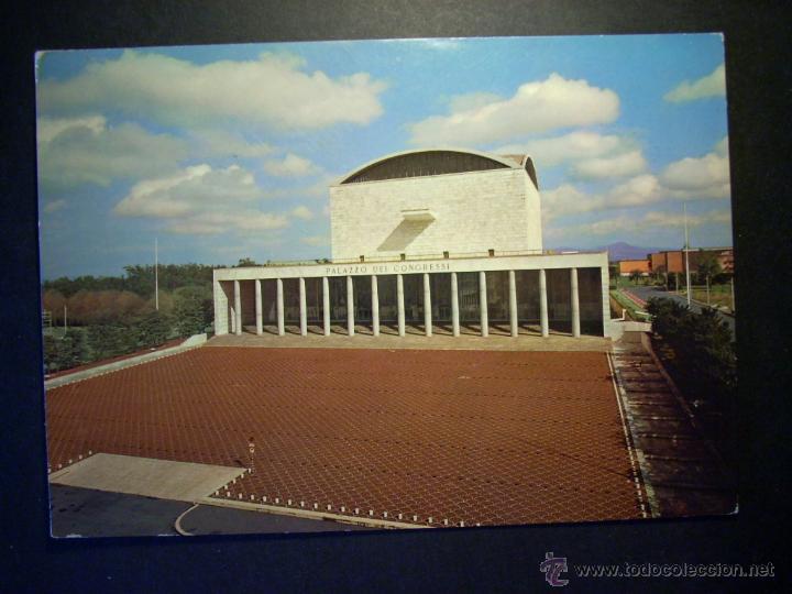 7264 ITALIA ITALY LAZIO LACIO ROMA ROME POSTCARD POSTAL AÑOS 60 - TENGO MAS POSTALES (Postales - Postales Extranjero - Europa)
