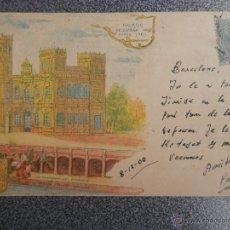 Postales: PALACIO DE ESPÑA EN LA EXPOSICIÓN DE 1900 EN PARÍS POSTAL MUY ANTIGUA . Lote 41739496