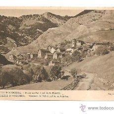 Postales: POSTAL VALLS D'ANDORRA – POBLE DE PAL I COLL DE LA BOTELLA – VALENTÍ CLAVEROL. Lote 42155621