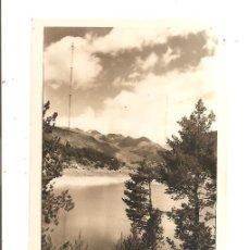 Postales: POSTAL FOTOGRÁFICA VALLS D'ANDORRA– ESTANY D'ENGOLASTERS (ALT. 1616 M.) - VALENTÍ CLAVEROL. Lote 42155653