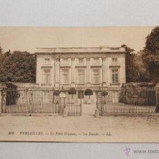 Postales: 208 VERSAILLES - LE PETIT TRIANON - LA FAÇADE - LL.. Lote 42183476