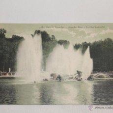 Postales: 228. PARC DE VERSAILLES - GRANDES EAUX - LE CHAR EMBOURBÉ. Lote 42183633