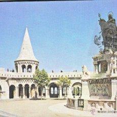 Postales: POSTAL - HUNGRIA - BUDAPEST - NO CIRCULADA. Lote 42185094